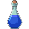 This potion shortens the length of a pregnancy by 50 days. May only be used once on a female pet.