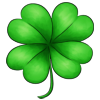 This isn't a shamrock, but it sure does feel lucky!