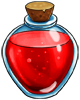 Use this potion on a pet and it will gain 30XP! One time use only.