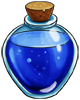Use this potion on a pet and it will gain 420 activity points (210 days)! One time use only.