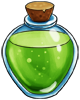 Use this potion on a pet and it will gain 1,200 activity points (600 days)! One time use only.